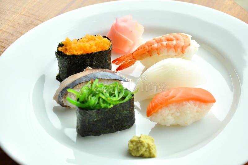 Download Sushi stock photo. Image of protein, japan, fish, sashimi - 27321724