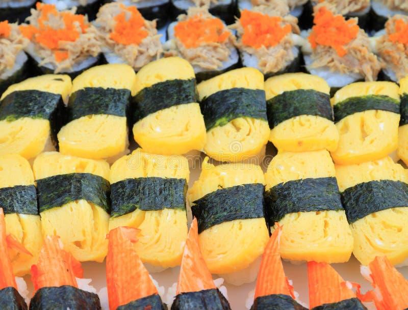 Download Sushi stock foto. Afbeelding bestaande uit krab, heerlijk - 29503098