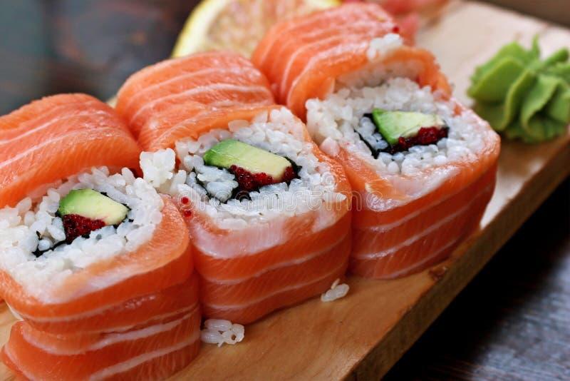 Sushi2 imagem de stock royalty free
