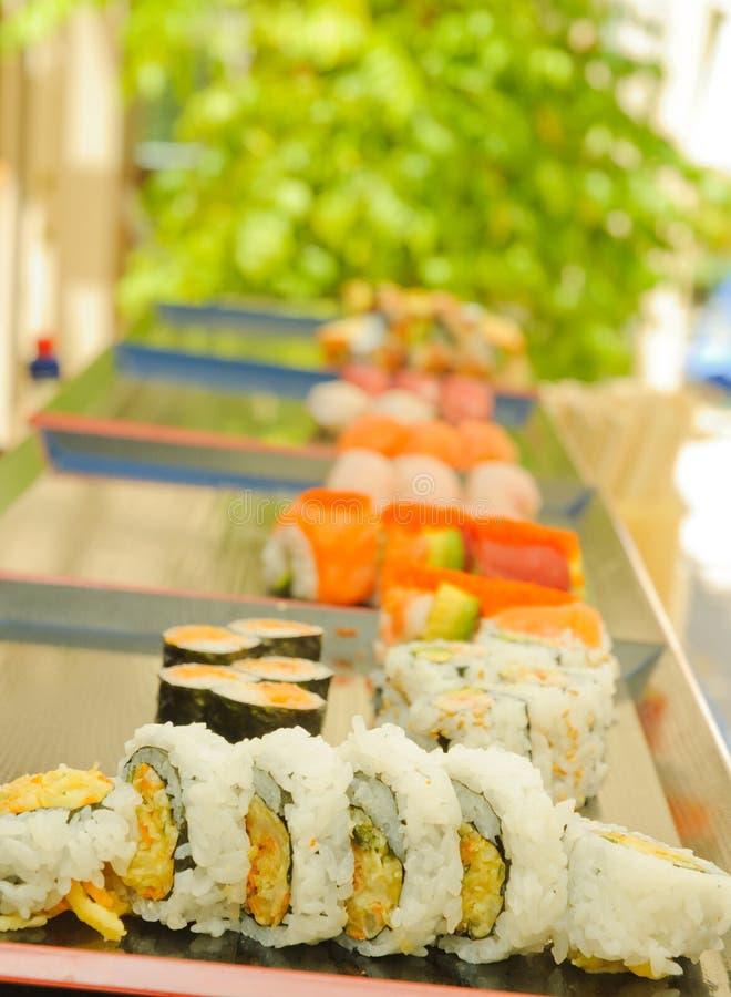 Download Sushi fotografia stock. Immagine di ristorante, sushi - 30826020