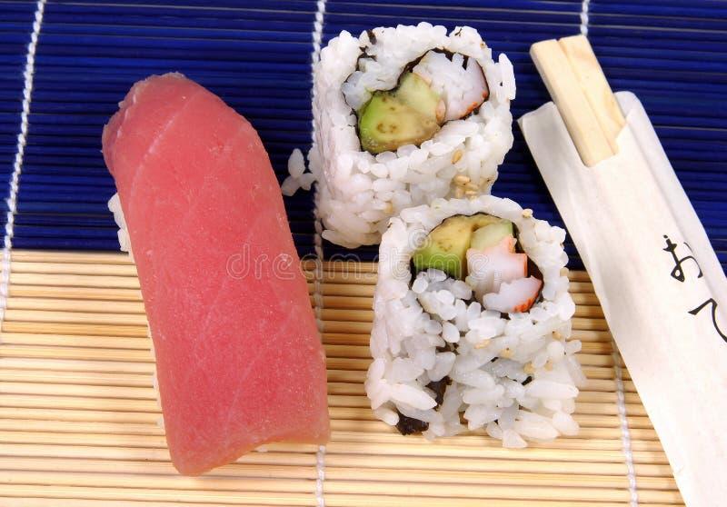 Download Sushi arkivfoto. Bild av rått, sushi, skaldjur, japan, rice - 41926