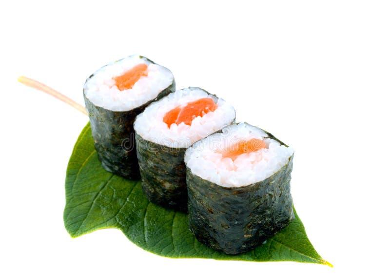 Sushi. stockfotos
