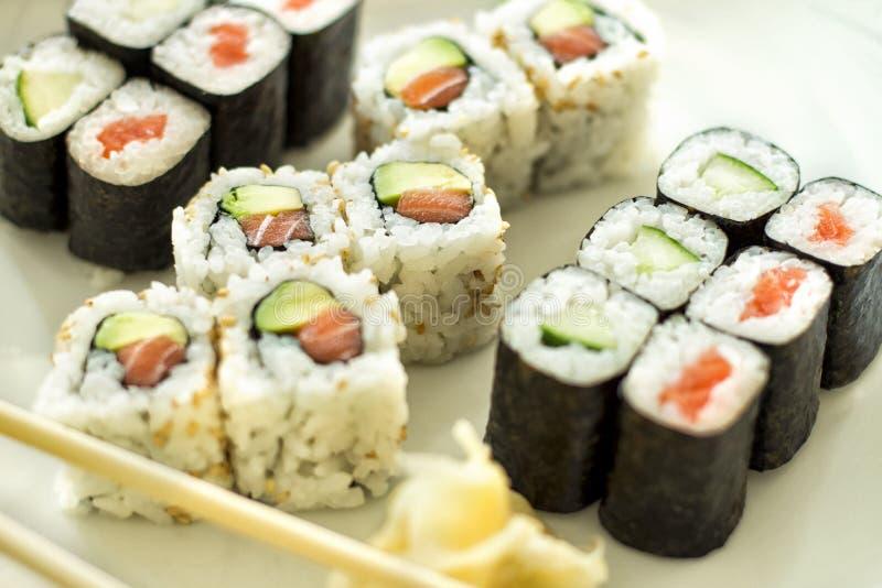 Sushi 9 arkivbilder