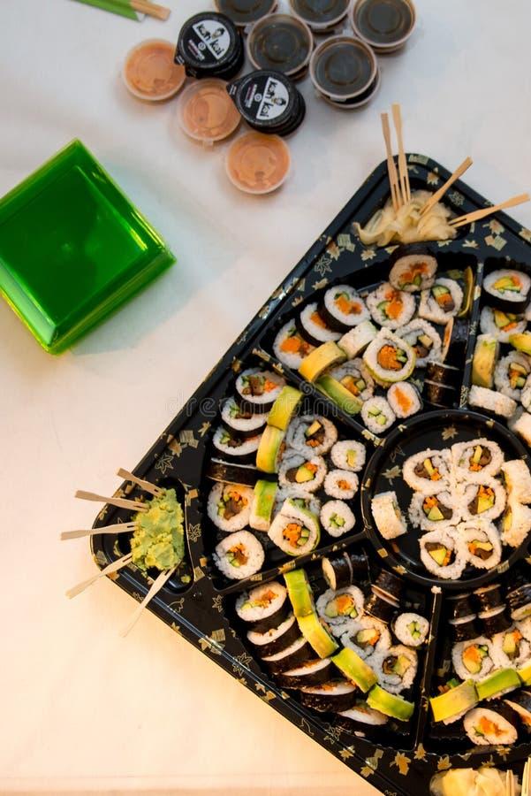 Sushi Free Public Domain Cc0 Image