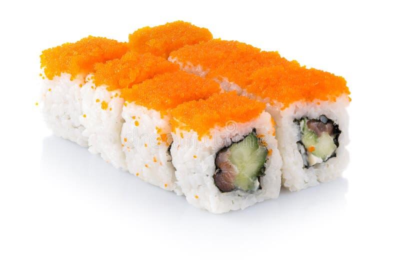 Download Sushi stockfoto. Bild von abendessen, avocado, vorbereitet - 90233710