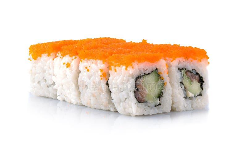 Download Sushi stockfoto. Bild von asiatisch, blatt, cuisine, vorbereitet - 90233960