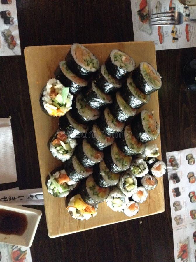 Sushi Amazingness images stock
