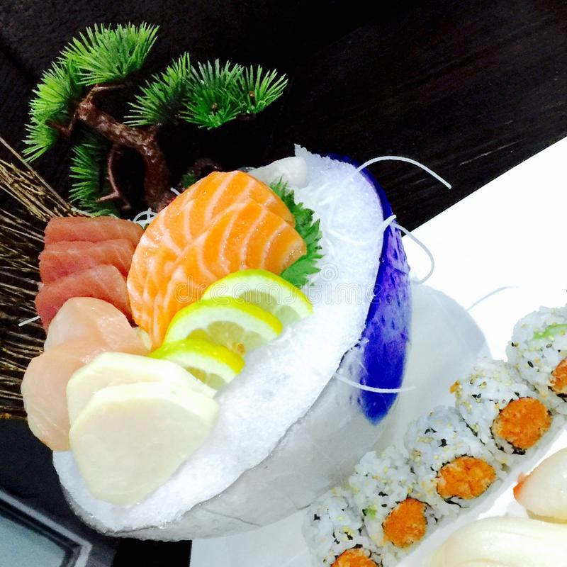 Sushi Art royalty free stock image