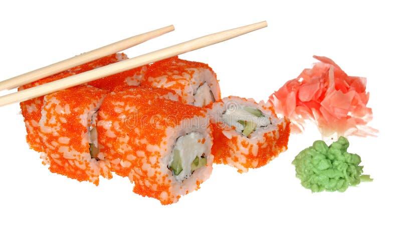 Sushi California fotografia stock