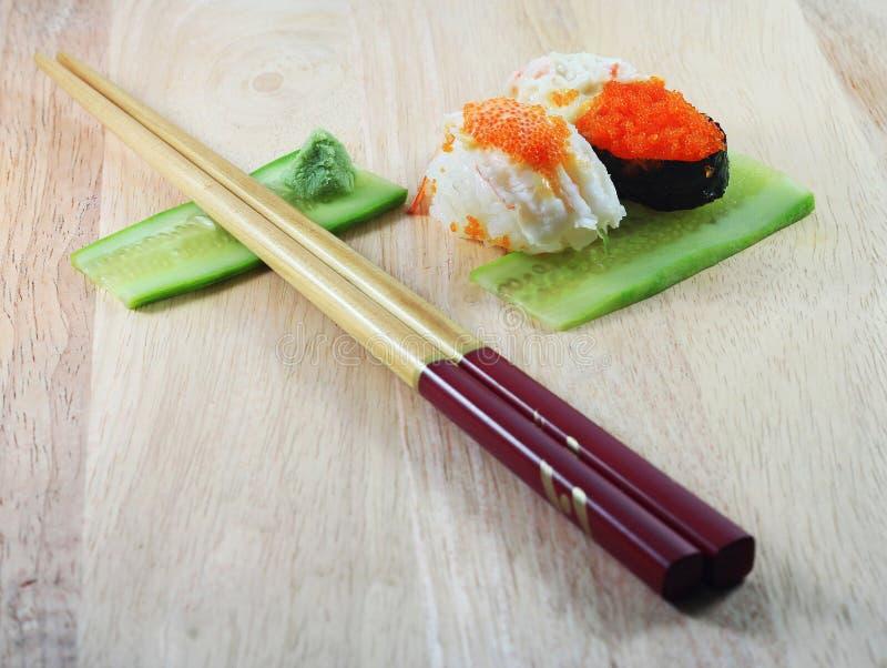 Download Sushi stock image. Image of rice, food, salad, ethnicity - 39510741