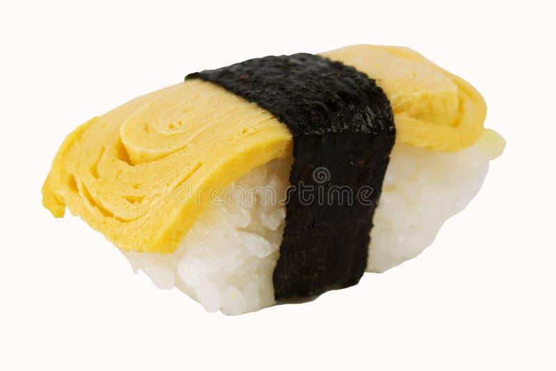 Sushi d'oeufs de Tamako photo stock