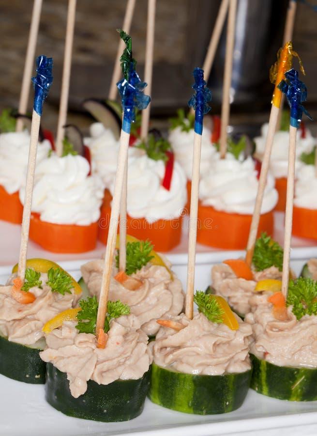 Sushi de fantaisie image stock