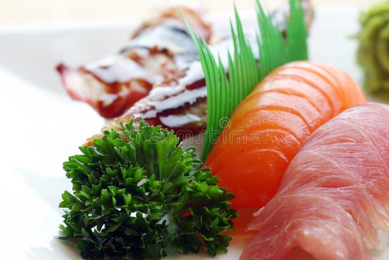 Sushi de Nigiri photos libres de droits