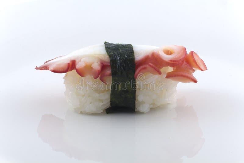 Sushi del polipo fotografia stock libera da diritti