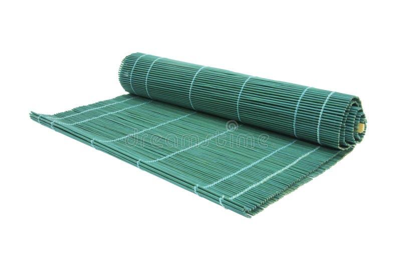 sushi en bambou de couvre tapis image stock image du tapis projectile 8937511. Black Bedroom Furniture Sets. Home Design Ideas