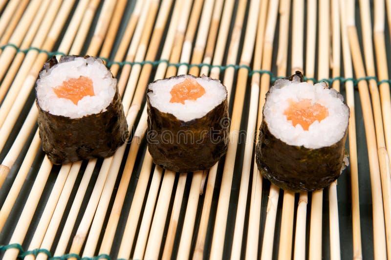 Sushi Hosomaki immagine stock libera da diritti