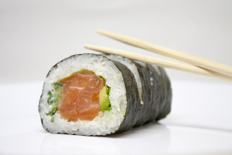 Sushi. Japanese Food royalty free stock photos
