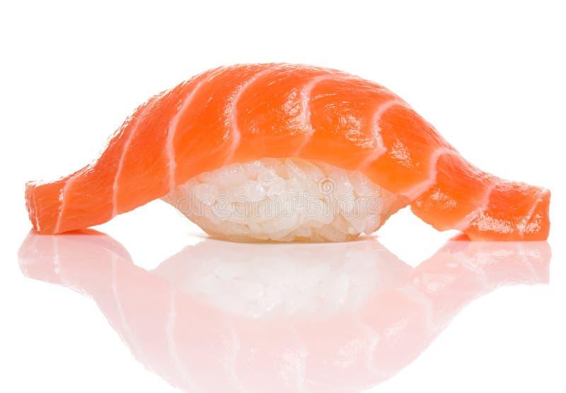 Sushi Japansk kokkonst royaltyfria bilder