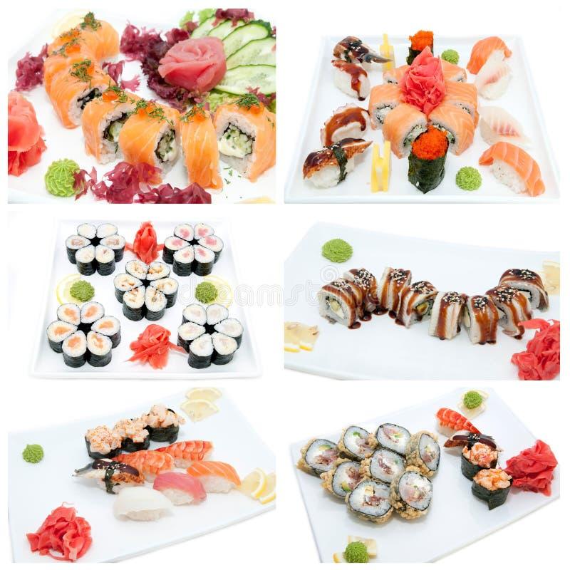 Download Sushi japonês foto de stock. Imagem de enguia, saudável - 26508218