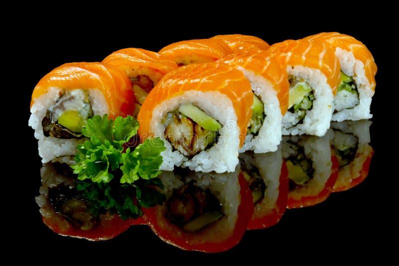 Sushi maki stockbilder