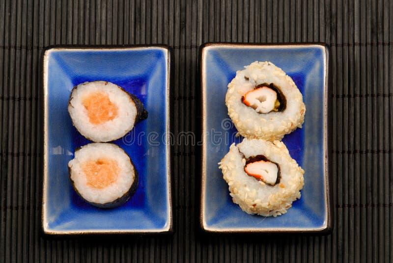 Sushi maki royalty free stock photo