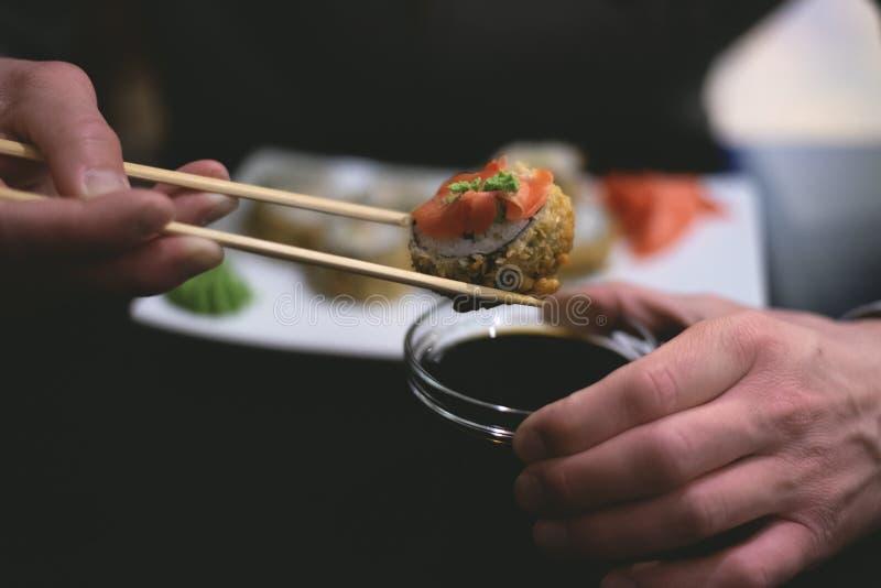 Sushi. stock image