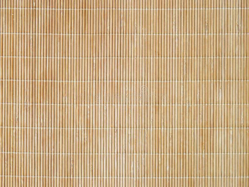 Sushi Mat Stock Photo Image Of Texture Kitchen Stripe