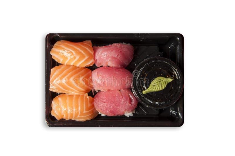 Sushi mix stock photos