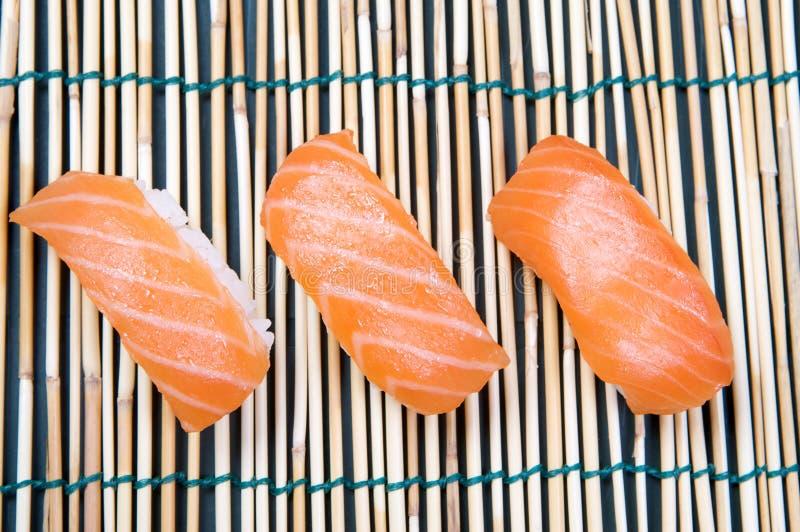 Sushi Nigiri immagini stock