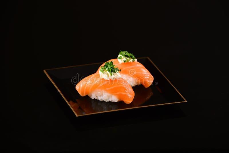 Sushi Nigiri arkivfoton