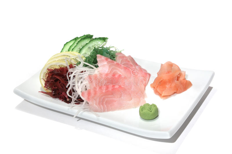 Sushi Plate royalty free stock image