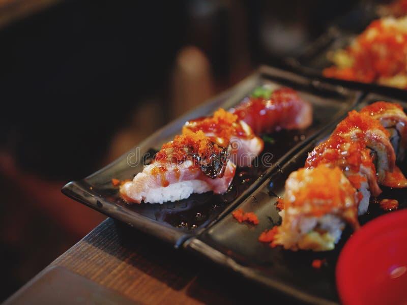 Sushi Plate Free Public Domain Cc0 Image