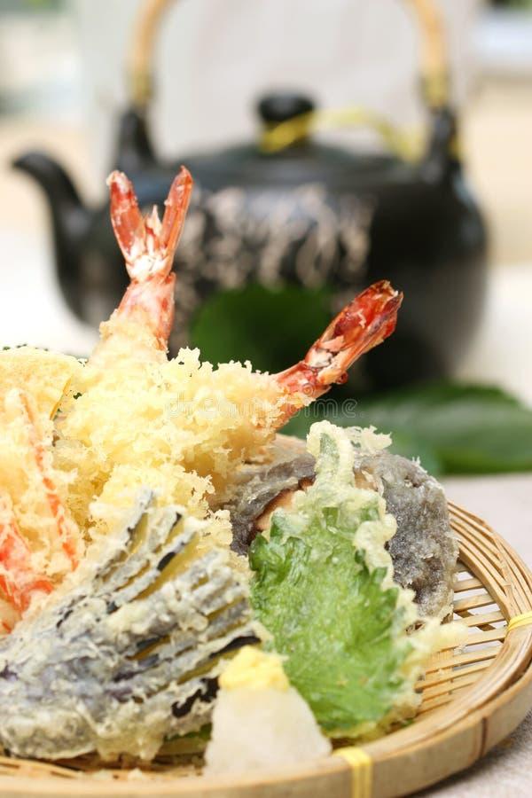 Sushi preparado e delicioso imagem de stock