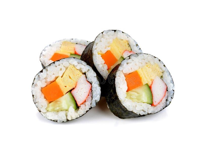 Sushi roll royalty free stock photos