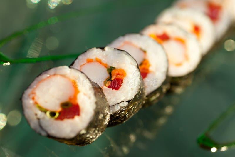 Sushi Rolls photo stock