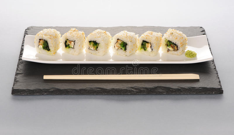 Download Sushi Rolls Stock Photos - Image: 25245563