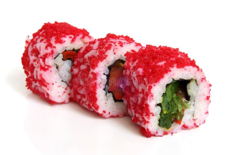 Sushi Rolls stockfoto
