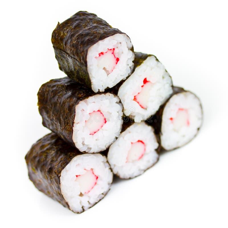 Sushi Rolls fotografia de stock royalty free