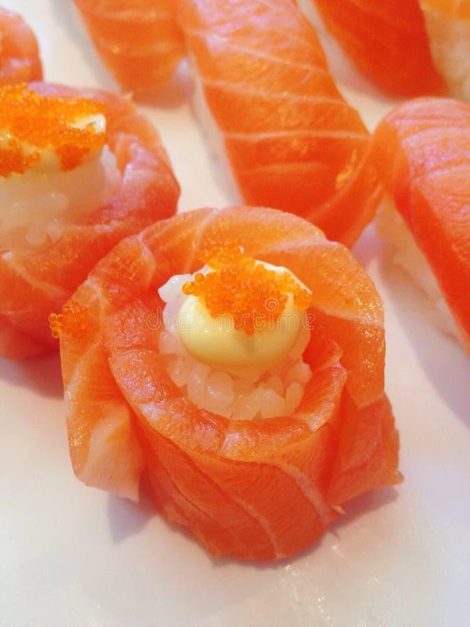 Sushi Roses royalty free stock images