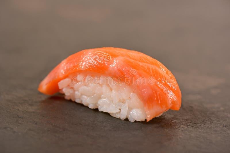Sushi Salmon foto de stock royalty free