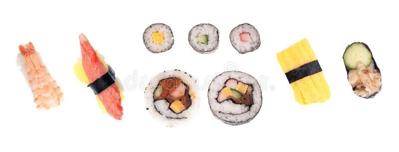 Download Sushi selection stock photo. Image of nobody, isolated - 21682816