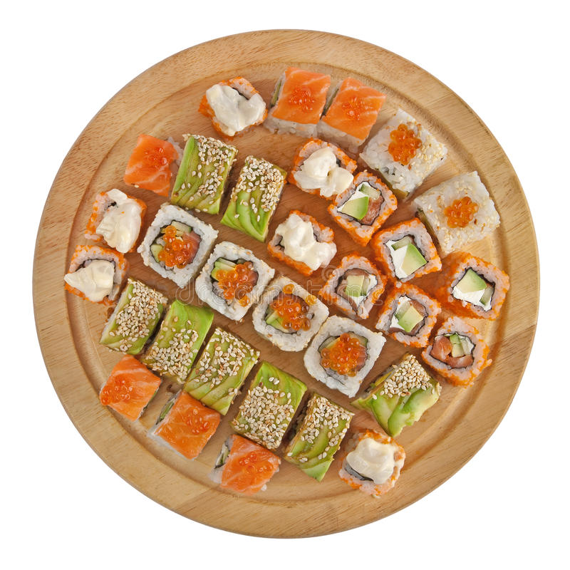 Download Sushi Set Stock Photo - Image: 22304780