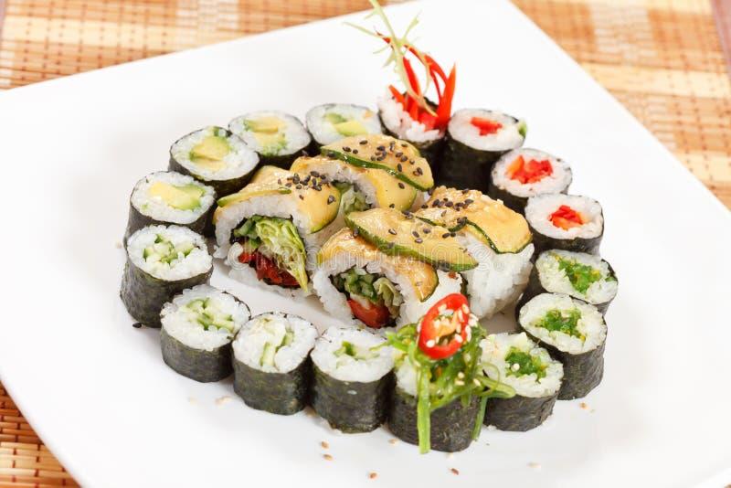 Download Sushi Set Royalty Free Stock Photos - Image: 24523238