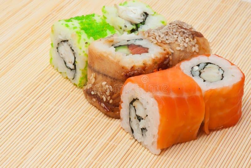 Download Sushi stock photo. Image of black, meal, dish, japan - 35472604
