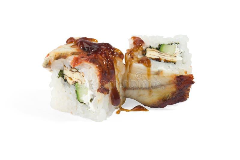 Tamago Sushi Roll