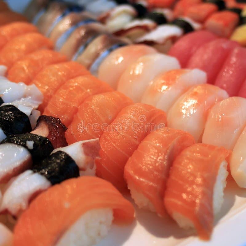 Download Sushibroodjes stock foto. Afbeelding bestaande uit overzees - 39114758