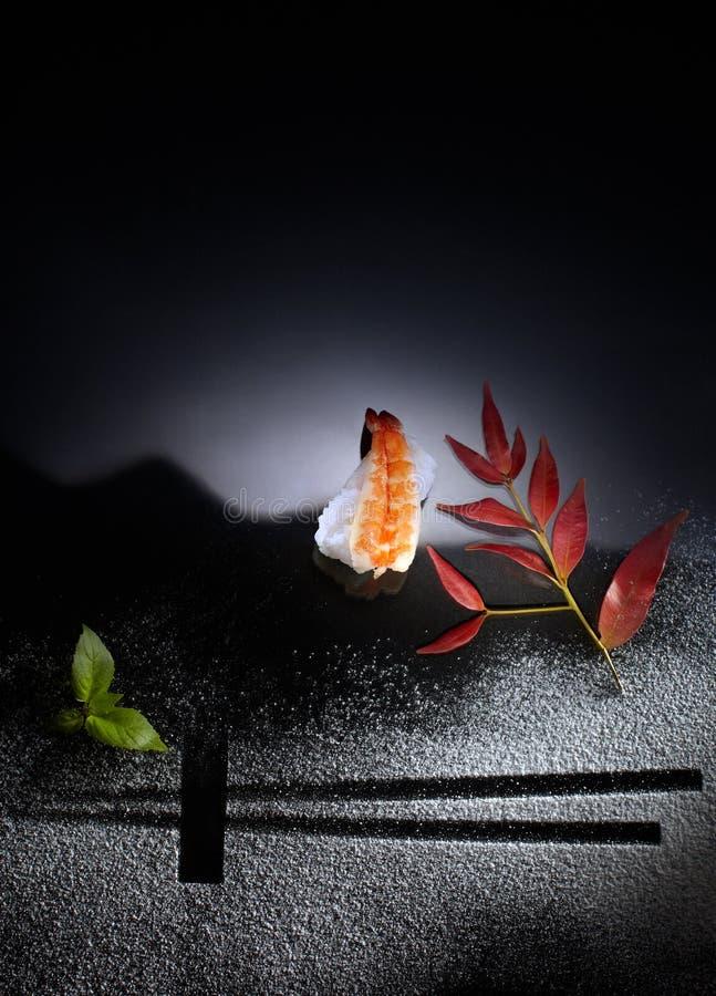 Sushikunst stockfoto