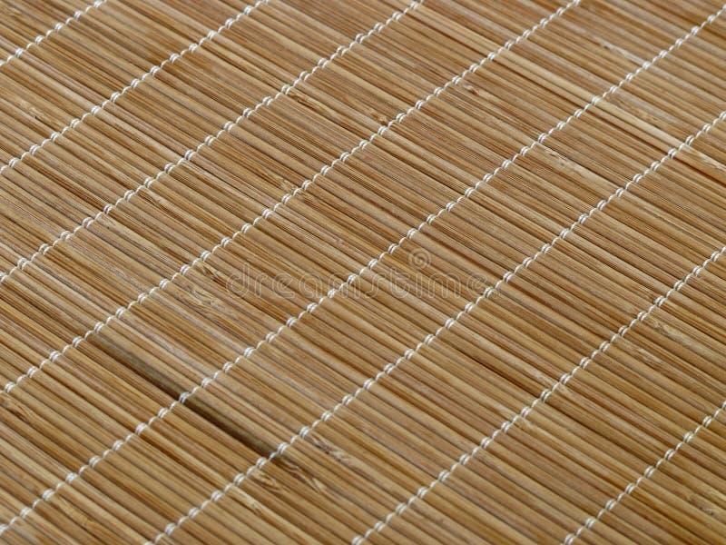 Sushimatte lizenzfreies stockfoto