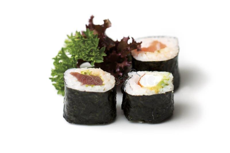 Sushirolle stockfotografie