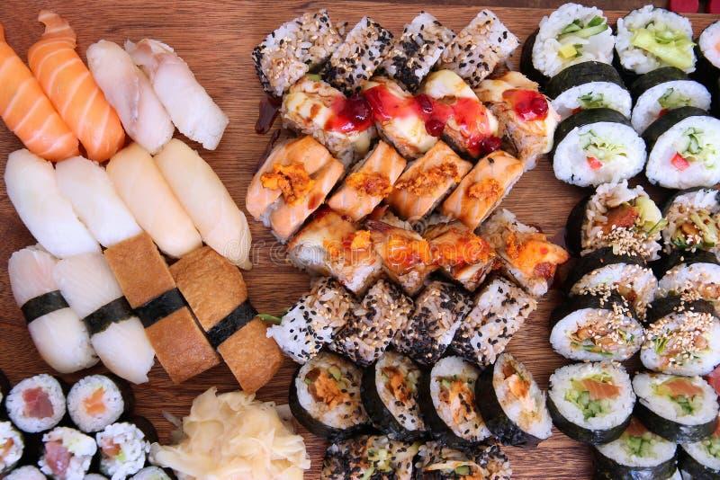 Sushival arkivbild